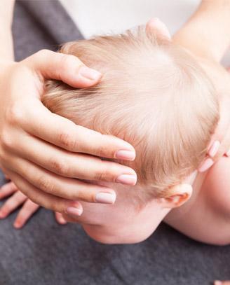 Ostéopathe pour bébé Lasne